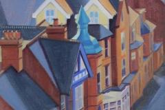 Chisnell painting Bond Street Cromer