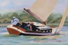 Broads yachting
