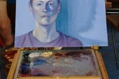 Chisnell Oil Painting portrait