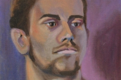 Chisnell Oil Painting portait